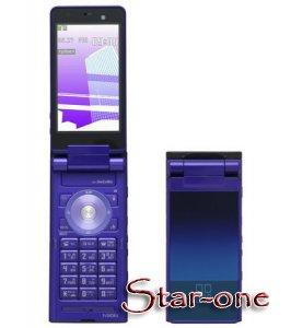 NEC N906i с датчиком улыбки
