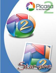 Picasa 2.7 build 37.36 (программа для работы с изображениями)
