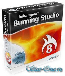 Ashampoo Burning Studio v.8.03 Rus