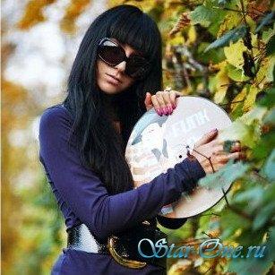 October promo mix - mixed by DJ Natasha Baccardi
