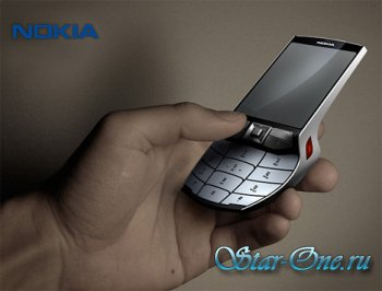Nokia Weird – сбалансированный концепт