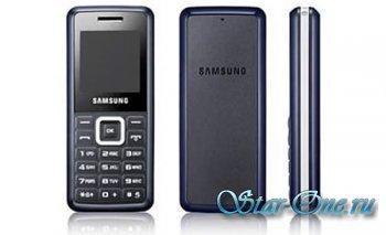 Samsung E1110 и E2510 – просто и экономно