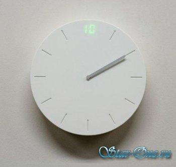 Аналого-цифровые часы