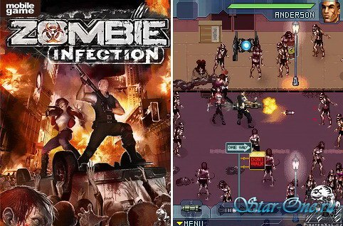 Zombie Infection (JAVA)
