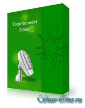 Total Recorder Editor Pro v11.5.1