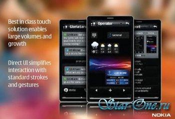 Фотографии новых тачфонов Nokia