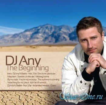 Сборник танцевальной музыки от Dj Any-The Beginning