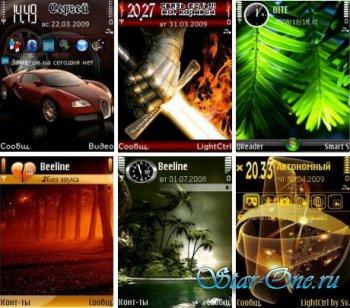 Новые темы для Symbian 9.x