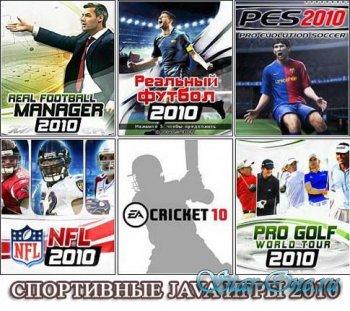 Спортивные JAVA игры 2010