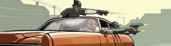 Gang Threat Ardor (GTA) - java игра