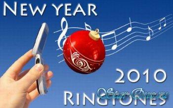 Подборка Новогодних рингтонов