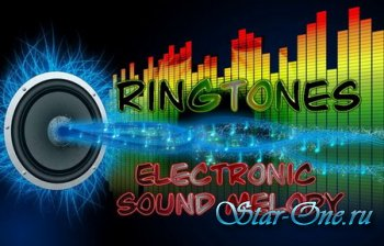 Ringtones - Electronic sound melody
