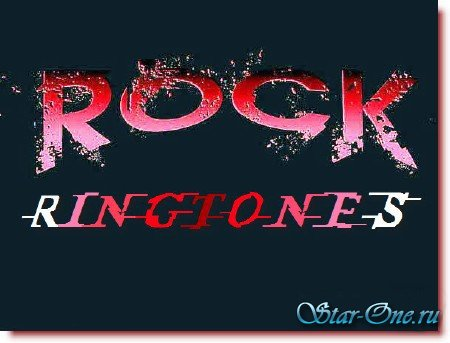 Rock ringtones (2010)